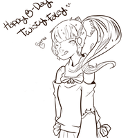 Happy Birthday Twisted by Kammers1212