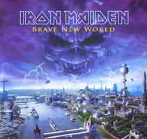 Iron Maiden - Brave New World by CUBASMETAL