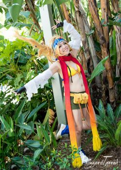 AX16 - Thief Rikku by BlizzardTerrak