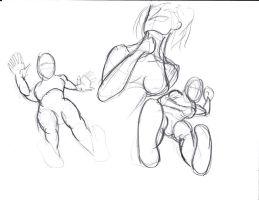 Figure Drawing 3 by OcAmee