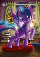 MLP: Twilight Sparkel by SemajZ