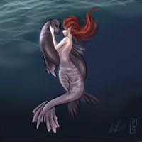 My Darling Selkie by Taelune