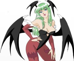 Morrigan by AzZzAeLL
