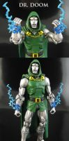Modern Dr Doom Marvel Legends by Jin-Saotome