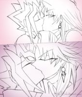 Libera + Clash Kiss by Goddess9Rouge
