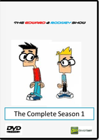 The Edward and Rodney Show - Season 1 DVD by ETSChannel