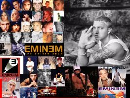 EMINEM by 67blackorchids