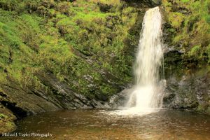 Pistyll Rhaeadr Waterfall 3 by MichaelJTopley