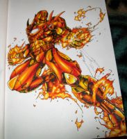 Iron Man 2008 by indiespiv