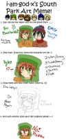 South Park Meme x3 by Momoku
