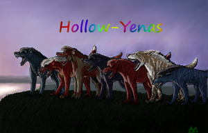 Hollow-Yenas by iamScreepy