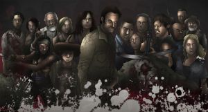 The Walking Dead by MatthewHogben