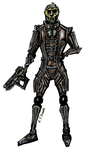 Mass Effect: Thane Krios by rittie145