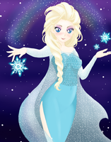 Let It Go by Queen-Of-Cute