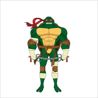 Raphael by Carcharocles