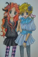 Redo: Sugar Sugar Rune Chocolat and Vanilla by Highway3