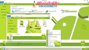 Tema Android by Anny Pink by TutosLadyPink