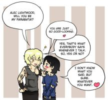 TMI- Will you be my parabatai? by Felwyn