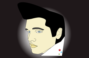 ~ Elvis Presley | The King by CyCx