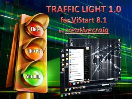 Traffic Light 1.0 by creativecraig