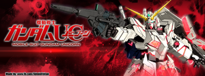 RX-0 Unicorn Gundam CoverPhoto by FeitanPainPacker