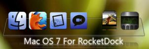 Mac OS 7 For RDock by AxiSan
