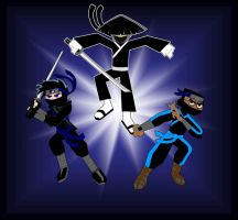 HBDAY SUPERSONICHERO by maudrake