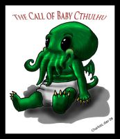 Call of Baby Cthulhu by Chalf