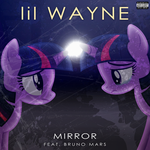 Lil Wayne / Bruno Mars - Mirror (Twilight Sparkle) by AdrianImpalaMata