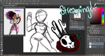 Streaming! {Offline} by TheSquiggler