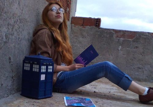 Amy Pond: Last Game by caysipena