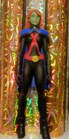 Miss Martian stealth M'gann Young Justice by TeenTitans4Evr