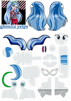 ghoulia yelps by DryRouteToDevon