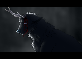 what now you wretched creature by harpxer