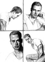 William Levy by Csillipepper