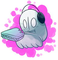 ghost sandwich by snaximation