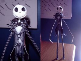 Jack Skellington by So-lou