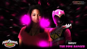 Shelby The Pink Ranger by scottasl