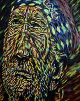 Willie Nelson by lamPkin