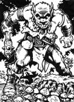 Bugbear by Steevcomix