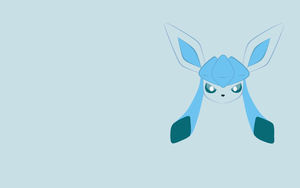 Glaceon Wallpaper by Banana-Bear