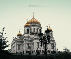 Views of Moscow by Paulinaz