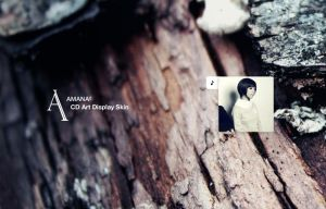 amana2 CD Art Display by mangosango