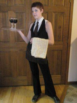 waiter-4 by doublelives-stock