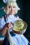 Chi Mixing Batter [Chobits Cosplay] by firecloak
