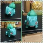 Bulbasur Paper craft by jazzy1lol