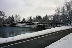 Bridge Over COLD Water by DonLeo85