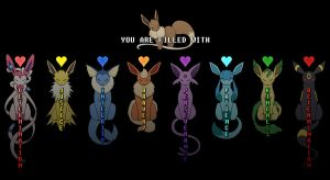 You Are Filled With... by S-Brucket