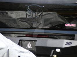 TF3 Ironhide's Badaft Tailgate by Letohatchee
