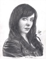 Gwen Cooper by Squint-in-the-Tardis